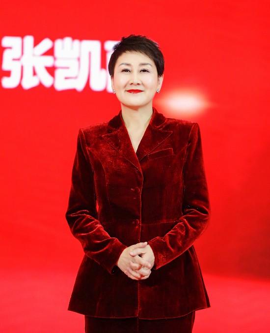 """全国政协委员张凯丽:建立""""手机艺术""""概念"""
