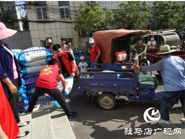 关王庙乡三夏期间积极帮扶困难群众