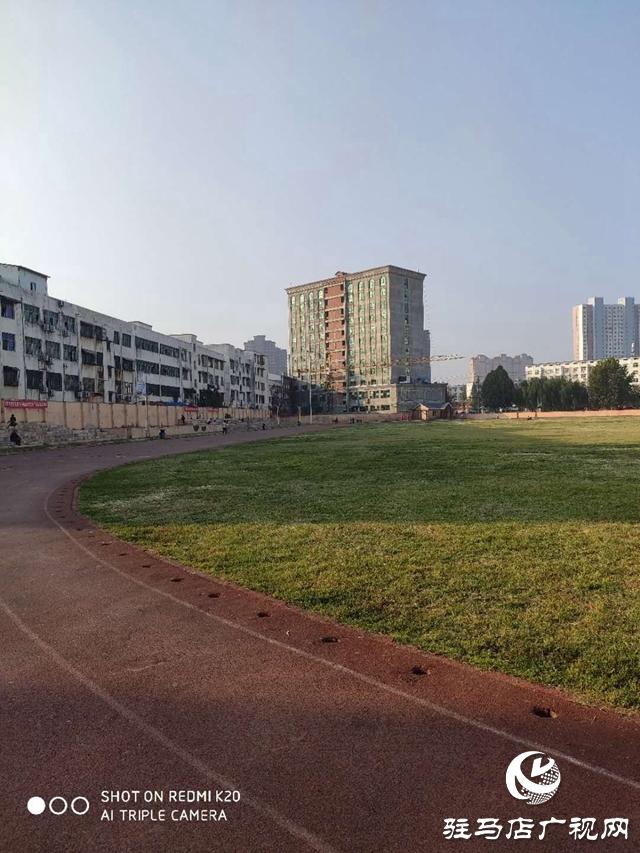 平舆县体育场完成升级改造重新对外开放