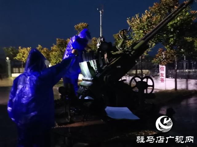 """正阳:军航气象密切协作高炮火箭齐上阵向天""""要""""雨"""
