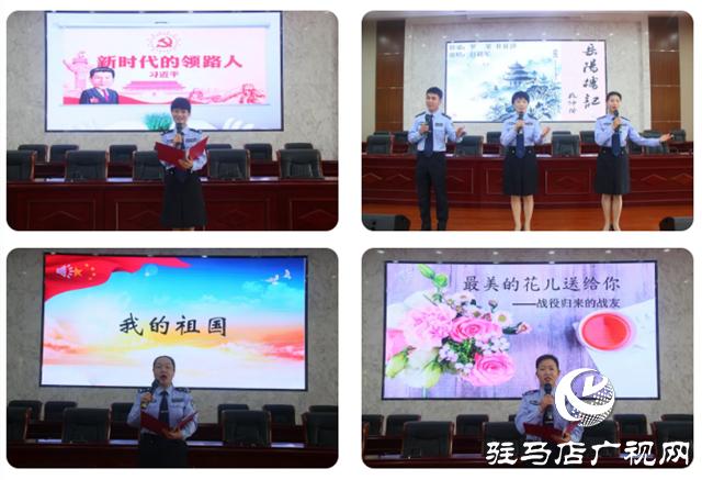 河南省豫南监狱:诵经典 学思想 塑品格