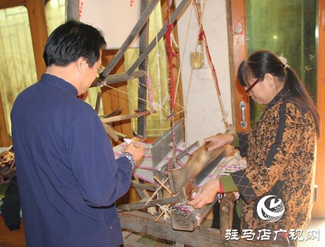 《非遗文化·匠心传承》——刘氏纯朴老土布纺织技艺