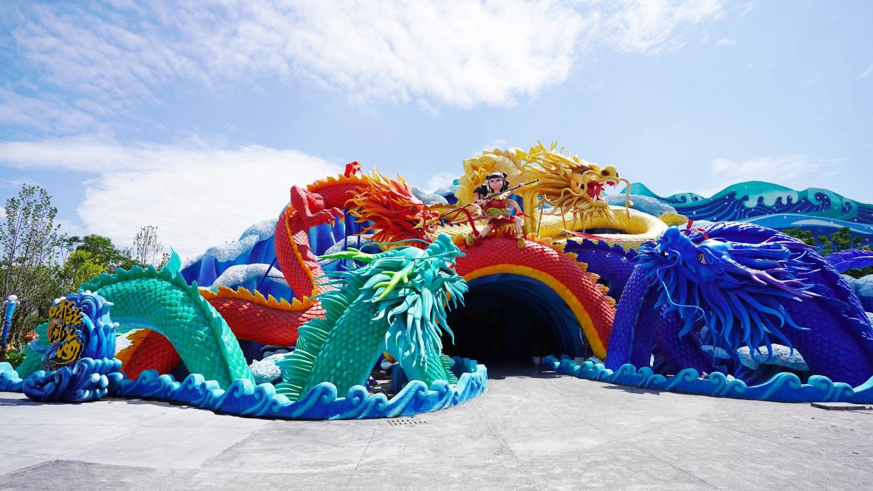 绵阳方特东方神画将于7月18日开业迎客
