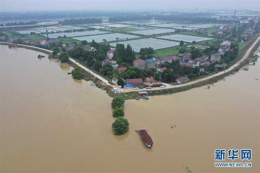 为了人民群众生命财产安全——聚焦关键时期全国防汛抗洪工作