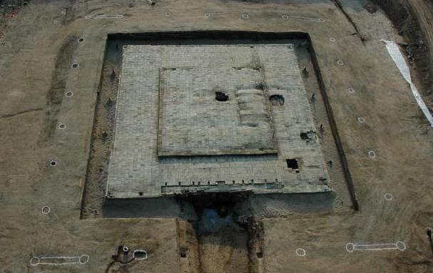 考古专家:推进定陶汉墓拆解保护 重重谜团一年后或逐渐解开