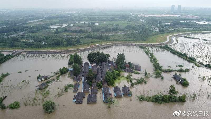 国家防办、应急管理部再次向安徽、湖南紧急调拨救灾物资