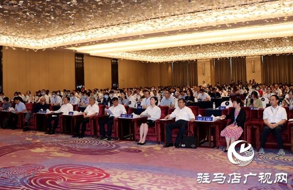 第四届全国12345政府服务热线年会在驻马店市召开