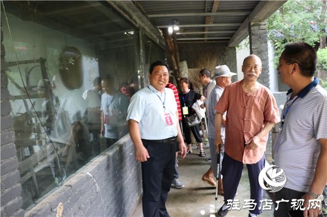 汝南县板店乡:人大代表参观乡村文化场馆 为乡村文化振兴献真言