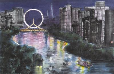 城市的夏夜 文化的活力