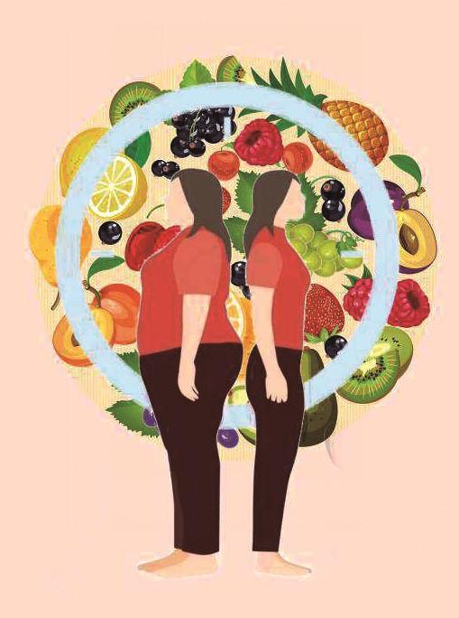 """轻食不是只 """"吃草"""",食材丰富讲均衡"""