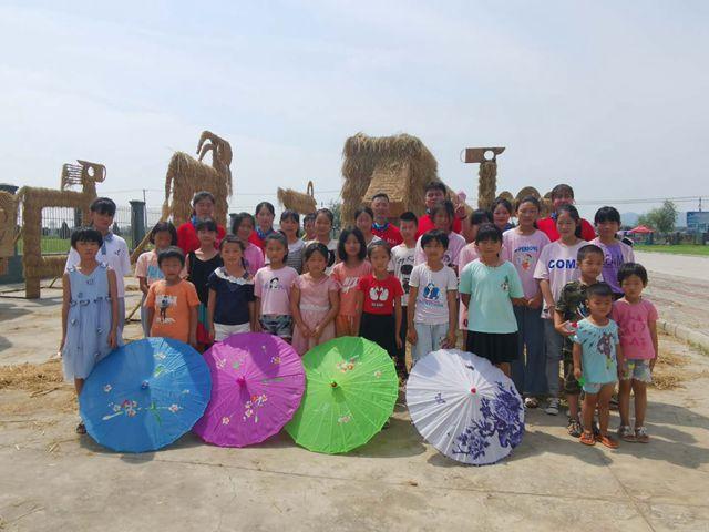 黄淮学院艺术设计学院:在乡村振兴的大地上唱响青春之歌