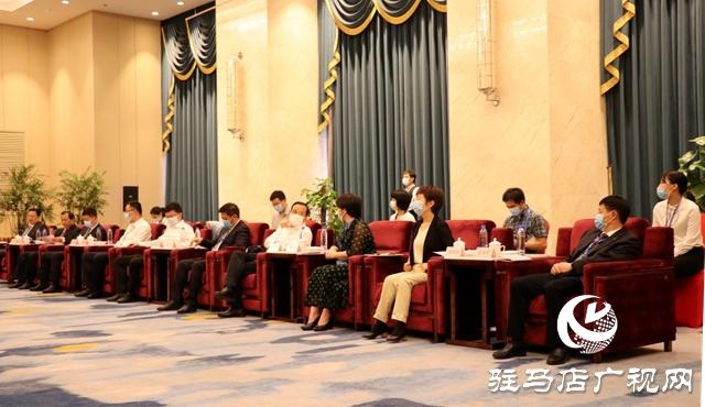 陈星 朱是西会见参会嘉宾客商代表