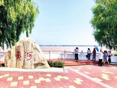 郑州黄河文化公园将申报世界地质公园 该公园如今已成热门景点