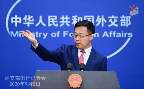 外交部:全球数字治理需要各国建立互信、深化合作
