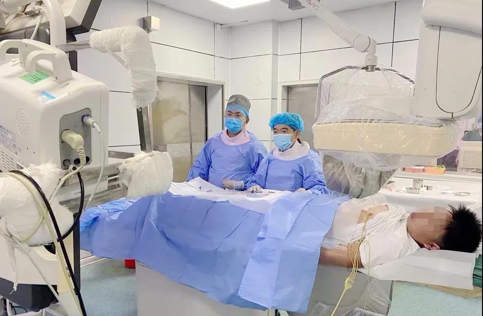 终身做良医 一切为患者——记市中心医院心脏大血管外科副主任医师梅永成