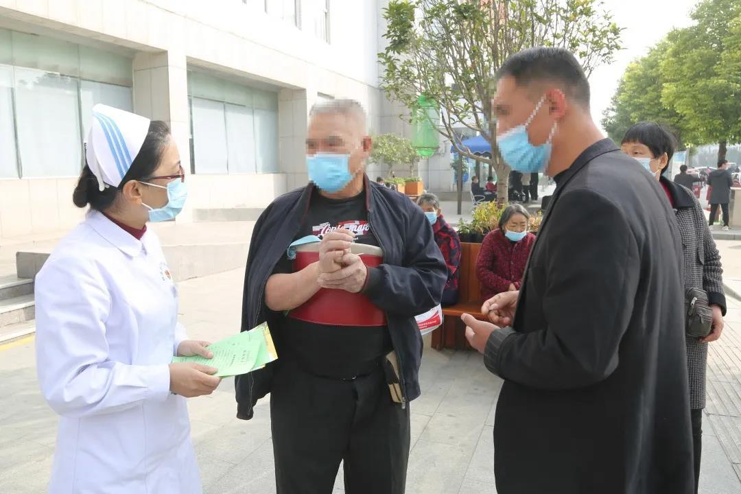 """市中心医院举行2020年""""中国镇痛周""""大型义诊活动"""