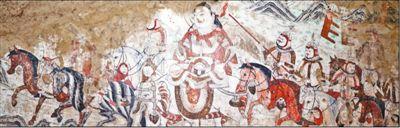 遗址格局逐步清晰,历史文化内涵日益丰富  北庭故城考古发现不断深入