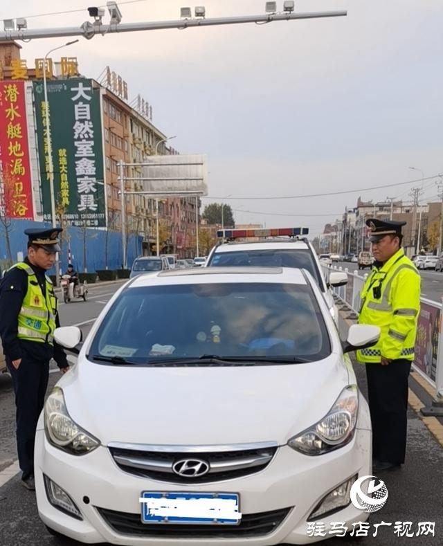正阳县集中整治客运市场