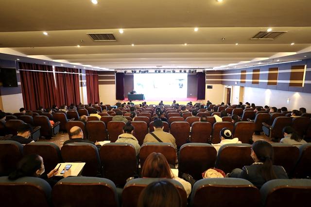 驻马店市召开2020年12345政府服务热线工作培训会