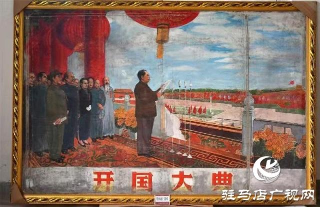 央视热播!西平县七旬老人自办红色博物馆 见证党的光辉历程