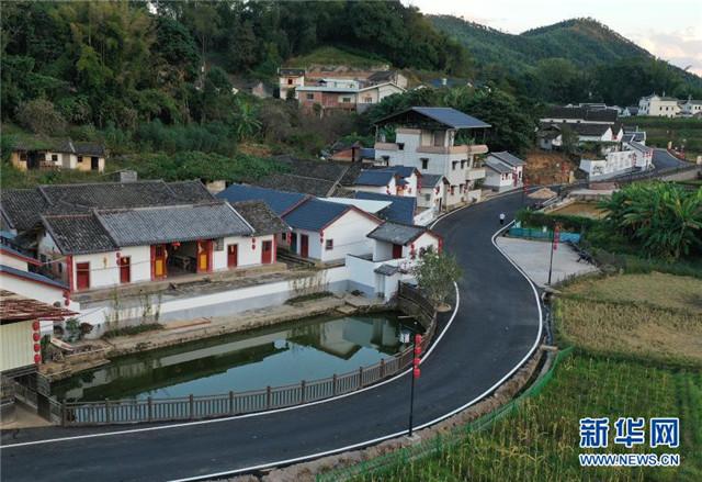 广东梅州:美丽乡村宜居宜游