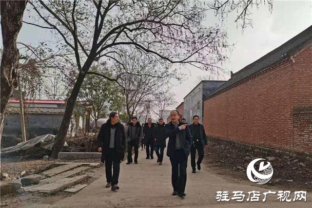 泌阳县下碑寺乡扎实开展人居环境综合整治集中观摩活动助推脱贫攻坚