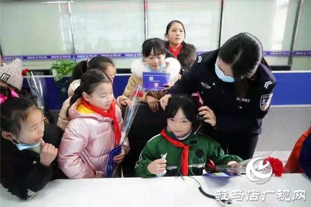 正阳县公安局举行系列活动庆祝首个中国人民警察节
