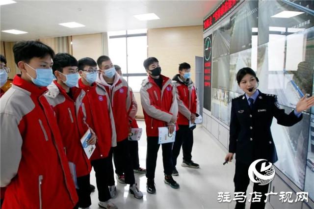 110警察节 | 确山县公安局举行首届人民警察节庆祝活动
