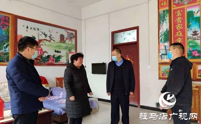 平舆县政府开展春节期间走访慰问活动