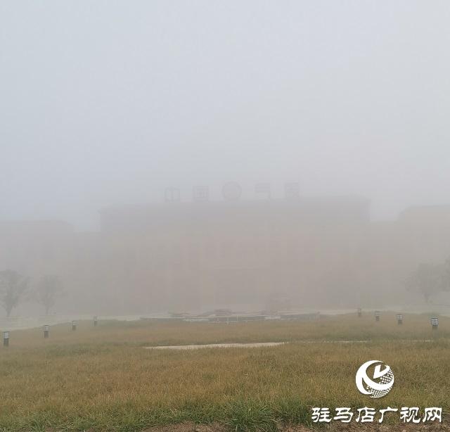 正阳:发布牛年第一个大雾橙色预警信号应对强浓雾天气
