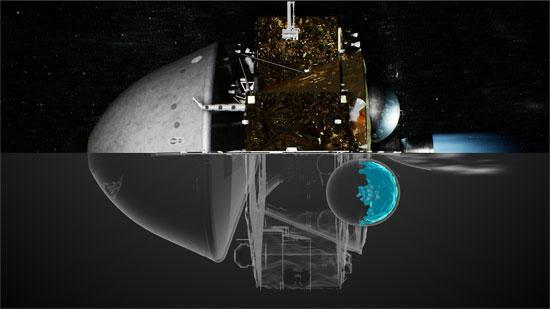 零距离!揭开天问一号火星环绕器神秘面纱