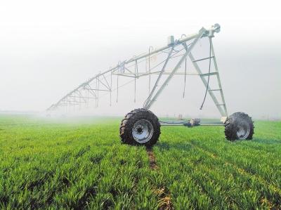 河南发布冬小麦春季测墒灌溉技术指导意见 浇麦有了科学细则
