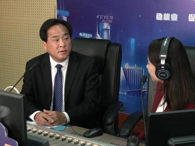 【视频】乐山电缆有限公司董事长李全岭做客《你好,创客》