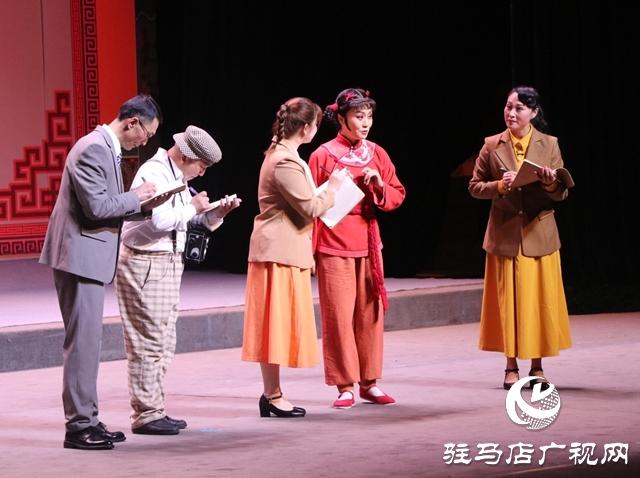 第十五届河南省戏剧大赛在驻马店开幕