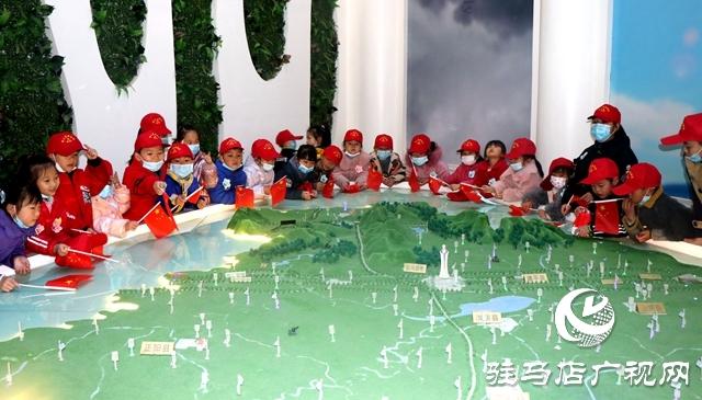 驻马店本心艺术学校开展社会主义核心价值观教育实践活动