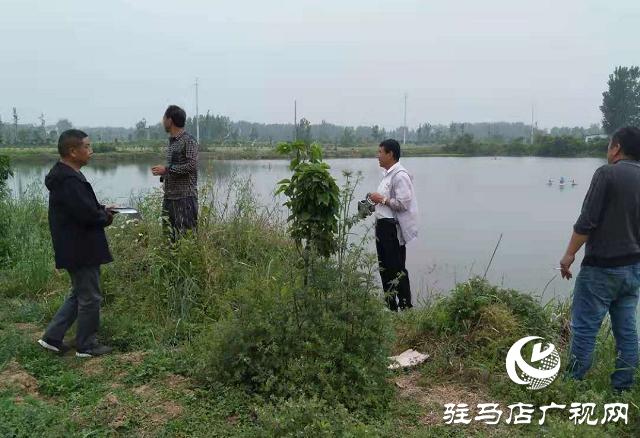 新蔡县南湖街道:扎实开展汛前检查 确保今夏安全度汛