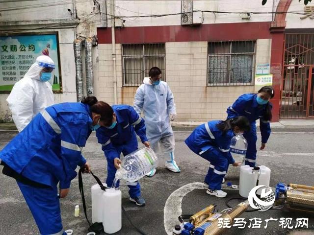 西平县应急救援协会:对校园防疫消杀 筑牢师生开学防护墙
