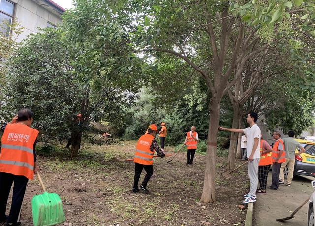 上蔡县东岸乡:培育文明新风 建设美丽乡村