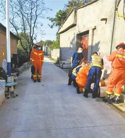 郑州新密发生3.0级地震 消防初步排查,暂未有人员伤亡