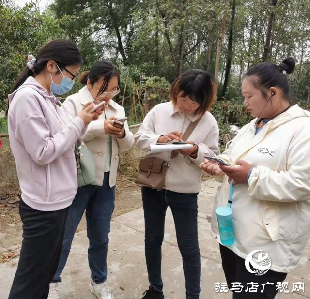 平舆县玉皇庙乡积极开展医保电子凭证及纸质健康码推广应用工作