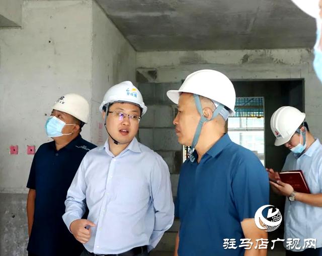 """平舆县建筑工程""""质量月""""及优秀示范工地观摩交流会成功举办"""