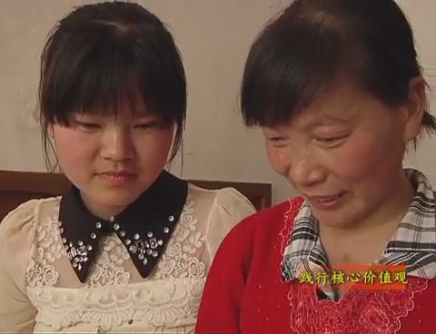 天中最美母亲李玉征:妈妈胜过亲生母