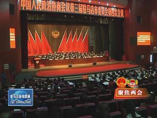 政协驻马店市三届四次会议胜利闭幕(视频)
