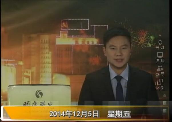 晚间播报《2014.12.05》
