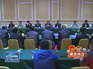 政协驻马店市三届三十六次会议主席会议召开(视频)